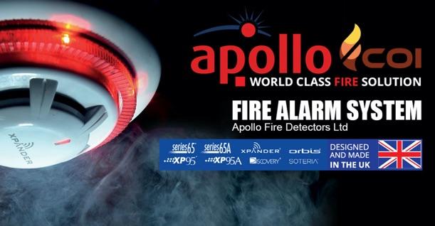 Apollo Fire Alarm UK
