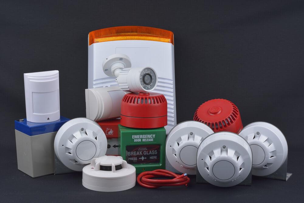fire alarm detectors